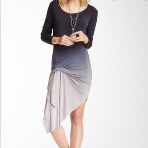 Young, Fabulous & Broke Hi-Lo Maxi Dress NWOT